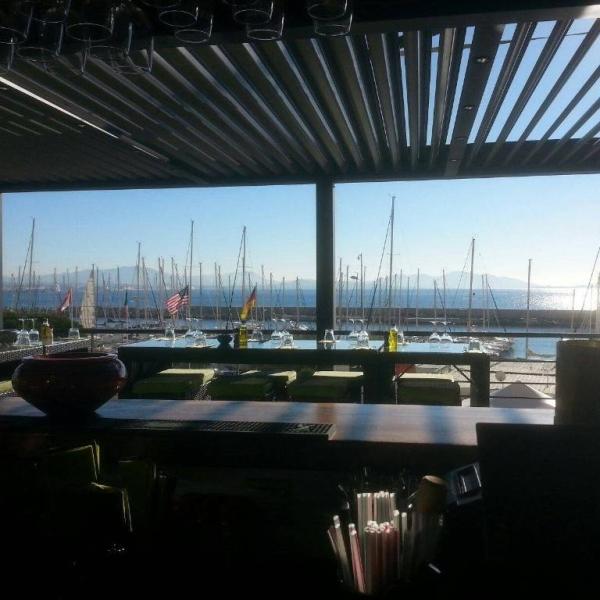 Le Restaurant - Le Cabanon de l'Estaque - Marseille